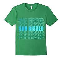 Sun Kissed Summer Gift T-shirt Forest Green