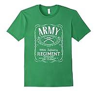 506th Infantry Regi Shirts Forest Green