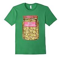 Antidepressant Cat Tshirt Kitty Happy Pills Cute Forest Green
