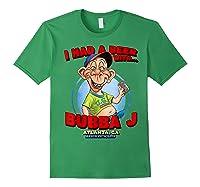 Bubba J Atlanta, Ga Shirt Forest Green