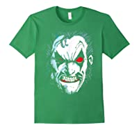 Lobo In Lo Face T-shirt Forest Green