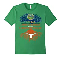 Texas Longhorns Living Roots Apparel Shirts Forest Green