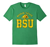 Bowie State 1865 University Apparel Shirts Forest Green