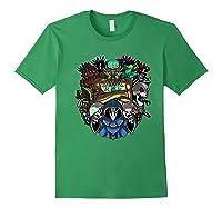 Terraria Boss Rush Hardmode Edition Shirts Forest Green