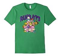 Rugrats Nick Rewind T-shirt Forest Green