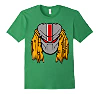 The State Of Ohio Loves The Predator Shirts Forest Green