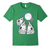 Three Opossum Moon S Shirts Forest Green