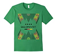 Germany National Team Football Germany Soccer Shirts Forest Green