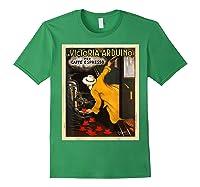 La Victoria Arduino Caffe Cafe Espresso Poster Shirts Forest Green