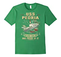 Peoria Lst 1183 Shirts Forest Green