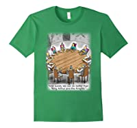 King Arthur & His Knights Of The Round Table, T-shirt Forest Green
