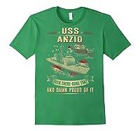 Anzio Cg 68 Shirts Forest Green
