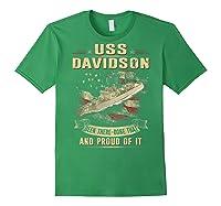 Davidson Ff 1045 Shirts Forest Green