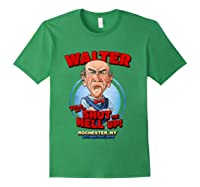 Walter Rochester, Ny Shirts Forest Green