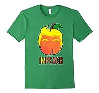 Anti Trump 2020 Vote Dems For Senate Impeach President Premium T Shirt Forest Green