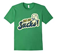 This Guy Sucks Impeach Trump 2020 Presidential Election T Shirt Forest Green