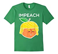 Anti Trump Impeach Dump Trump T Shirt Funny Gifts T Shirt Forest Green