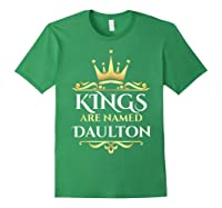 Kings Are Named Daulton Shirts Forest Green