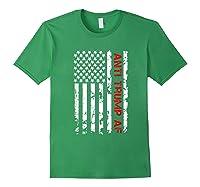 Anti Af Trump Impeach Trump T Shirt Forest Green
