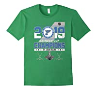 Stanley St Louis Cup Blues Champions 2019 Best For Fans Shirts Forest Green