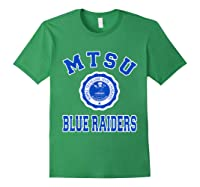 Middle Tennessee State 1911 University Apparel T Shirt Forest Green