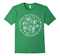 Gardens T Shirt Losing My Minds And Finding My Souls T Shirt Forest Green