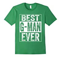 S Best G Man Ever Tshirt Father S Day Gift Forest Green