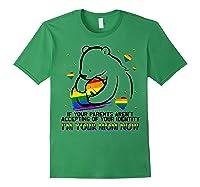Mama Bear Lgbt Shirt Lgbt Gay Lesbian Rainbow Pride Tshirt Forest Green