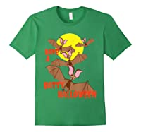 Have A Batty Halloween Happy Halloween Shirts Forest Green