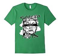 86 45 Impeach Trump Not My President 8645 T Shirt Forest Green