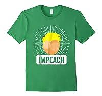 Impeach T Shirt Impeach Trump Shirt Forest Green