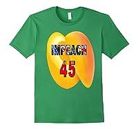 Impeach 45 Premium T Shirt Forest Green