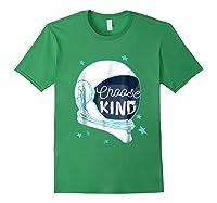 Choose Kindness T-shirt Forest Green