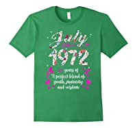 1972 47th Birthday Gift 47 Years Old Shirts Forest Green