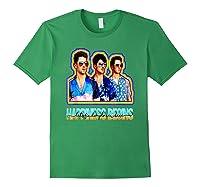 Happiness Begins Tour Music T Shirt Cool Jonas Shirt T Shirt Forest Green