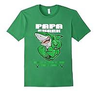 Milwaukee-buck Shark Doo Doo Basketball T-shirt Forest Green