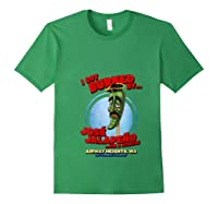 Jose Jalapeno On A Stick Airway Heights Wa T Shirt Forest Green