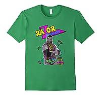 Wwe Nerds - Razor Ramon T-shirt Forest Green