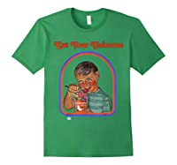 Eat Your Unicorn Meat T-shirt Forest Green