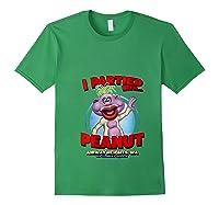 Peanut Airway Heights Wa T Shirt Forest Green