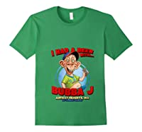 Bubba J Airway Heights Wa T Shirt Forest Green