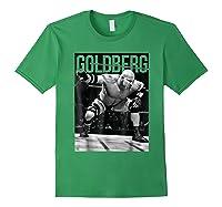 Bill Goldberg Iconic Graphic Shirts Forest Green