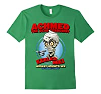 Achmed The Dead Terrorist Airway Heights Wa T Shirt Forest Green
