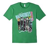 Vintage Backstreet Boy T Shirt Gift Halloween T Shirt Forest Green