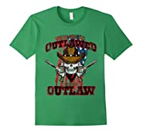 When The Guns Are Outlawed T Shirt For And Forest Green