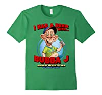 Bubba J Airway Heights Wa Shirts Forest Green