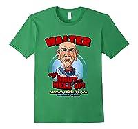Walter Airway Heights Wa T Shirt Forest Green