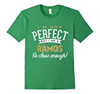 Ramos Family Reunion Shirts Forest Green
