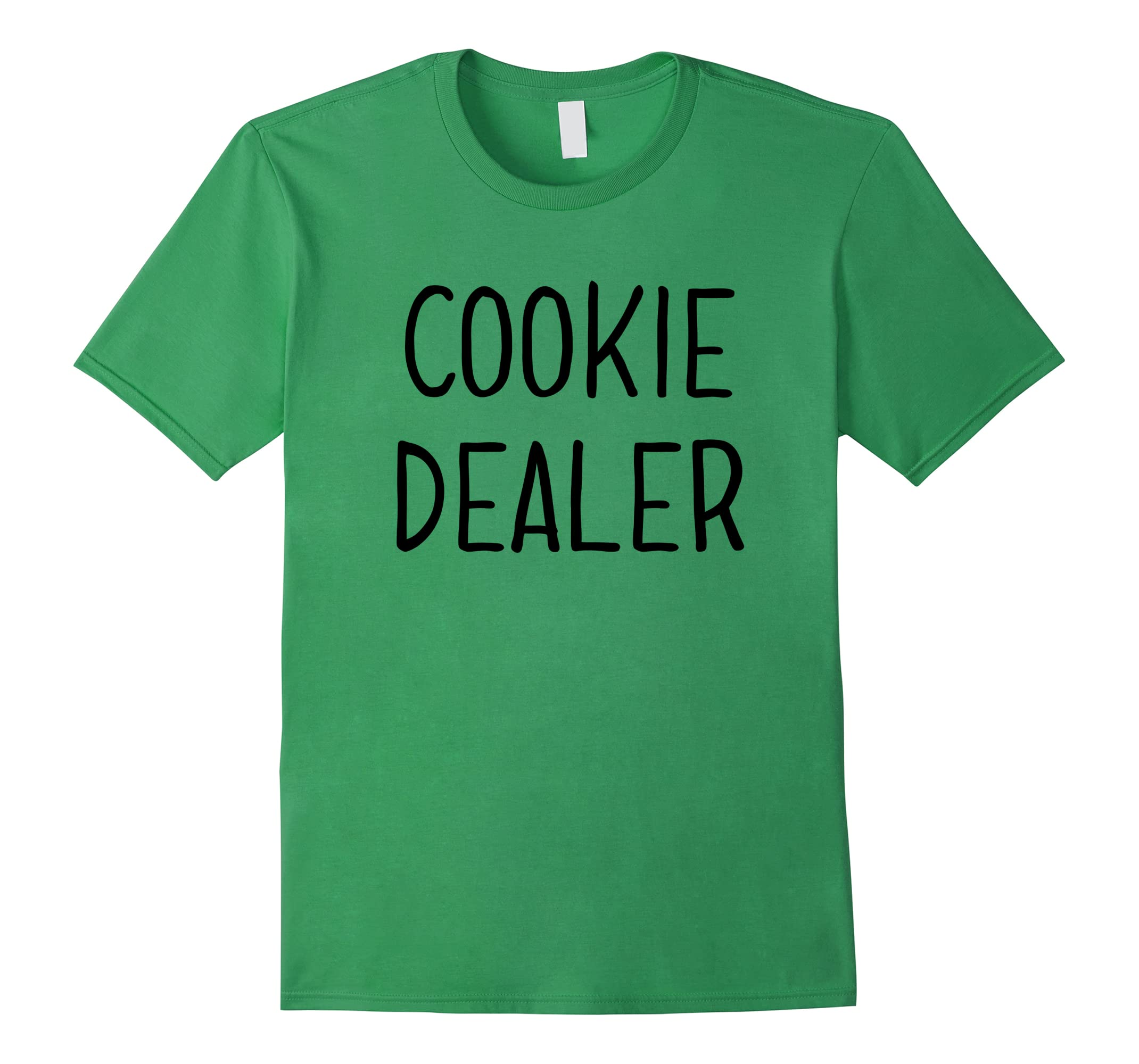 'Cookie Dealer' Girl Leader T Shirt-ah my shirt one gift
