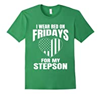Deployed Stepson Homecoming Shirts Forest Green